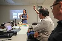 Mayra Mendoza Avilés, Subdirectora de la Fototeca Nacional del Instituto Nacional de Antropolohía e Historia.<br />  ©Foto: LuisGutierrez/NortePhoto.com