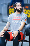 Ricky Rubio before Spain vs Dominican Republic friendly match in Madrid. August 22, 2019. (ALTERPHOTOS/Francis González)