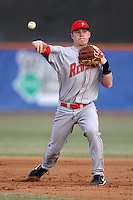 March 9, 2010:  Second Baseman Kevin Tokarski of the Illinois State Redbirds during a game at McKethan Stadium in Gainesville, FL.  Photo By Mike Janes/Four Seam Images