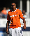 Matthew Barnes-Homer of Luton during the Blue Square Bet Premier match between Luton Town and Cambridge United at Kenilworth Road, Luton  on 11th September 2010.© Kevin Coleman 2010