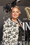Finalists for best dressed at Ladies Day last Friday in Listowel was Sharon Heffernan(Tralee)