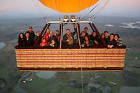 20130817 August 17 Hot Air Balloon Gold Coast