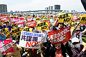 Constitution Day rally in Tokyo
