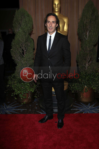 Alexandre Desplat<br />