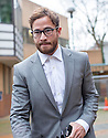 Pic shows: Danny Cipriani leaves Hammersmith magistrates after his drink drink drive case<br /> <br /> <br /> <br /> <br /> Pic by Gavin Rodgers/Pixel 8000 Ltd