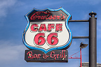 Cruiser's Route 66 Cafe Ice Cream Parlor, Full Bar, Nostalgic Gift Shop, Live Entertainment, Huge Outdoor Patio, Williams Original Outdoor BBQ Grill and in a 1930's filling station on Route 66.