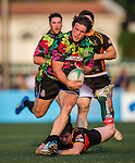 Tradition YCAC vs Devils Own Warriors during day 1 of the 2014 GFI HKFC Tens at the Hong Kong Football Club on 26 March 2014. Photo by Xaume Olleros / Power Sport Images
