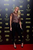 Sofia Jackobsson<br /> Parigi 02-12-2019 <br /> Calcio <br /> Pallone D'oro 2019 <br /> Golden Ball 2019 <br /> Ballon d'or 2019 <br /> Foto JB Autissier / Panoramic / Insidefoto