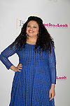 Michelle Buteau - VH1 Big Morning Buzz Live - Color of Beauty Awards hosted by VH1's Gossip Table's Delaina Dixon and Maureen Tokeson-Martin on February 28, 2015 with red carpet, awards and cocktail reception at Ana Tzarev Gallery, New York City, New York.  (Photo by Sue Coflin/Max Photos)