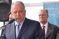 SAO PAULO, 15 DE FEVEREIRO DE 2013. - ALCKMIN REABERTURA HOSP SANTA ISABEL - Kalil Rocha Abdalla, Provedor da Irmandade da Santa Casa de Misericórdia de São Paulo, durante solenidade de reabertura do Hospital Santa Isabel - Unidade Veridiana, que contou com a presença do Governador Geraldo Alckmin, na regiao central da capital, na manha desta segunda feira, 18. (FOTO: ALEXANDRE MOREIRA / BRAZIL PHOTO PRESS).