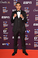 Connor Benn at the BT Sport Industry Awards 2017 at Battersea Evolution, London, UK. <br /> 27 April  2017<br /> Picture: Steve Vas/Featureflash/SilverHub 0208 004 5359 sales@silverhubmedia.com