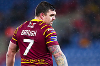 Picture by Alex Whitehead/SWpix.com - 08/02/2018 - Rugby League - Betfred Super League - Huddersfield Giants v Warrington Wolves - John Smith's Stadium, Huddersfield, England - Huddersfield's Danny Brough.