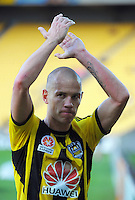 131222 A-League Football - Wellington Phoenix v Sydney FC