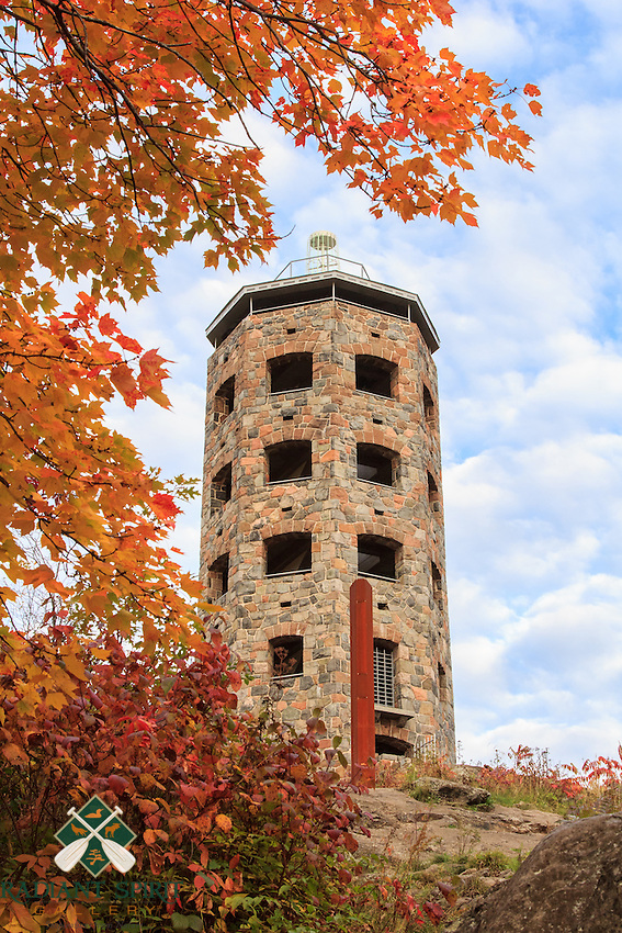 &quot;Enger Tower in Autumn&quot;<br />