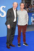 "director, Ron Howard and Brian Grazer<br /> at the Special Screening of The Beatles Eight Days A Week: The Touring Years"" at the Odeon Leicester Square, London.<br /> <br /> <br /> ©Ash Knotek  D3154  15/09/2016"