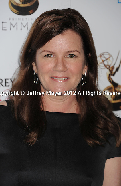 WEST HOLLYWOOD, CA - SEPTEMBER 21: Mare Winningham attends the 64th Primetime Emmy Awards Performers Nominee reception held at Spectra by Wolfgang Puck at the Pacific Design Center on September 21, 2012 in West Hollywood, California.