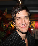 Bryce Ryness attending the Unveiling of the Revitalized Public Theater at Astor Place in New York City on 10/4/2012.