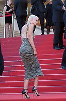 Kristen Stewart at the 120 Beats Per Minute (120 Battements Par Minute)  premiere for at the 70th Festival de Cannes.<br /> May 20, 2017  Cannes, France<br /> Picture: Kristina Afanasyeva / Featureflash