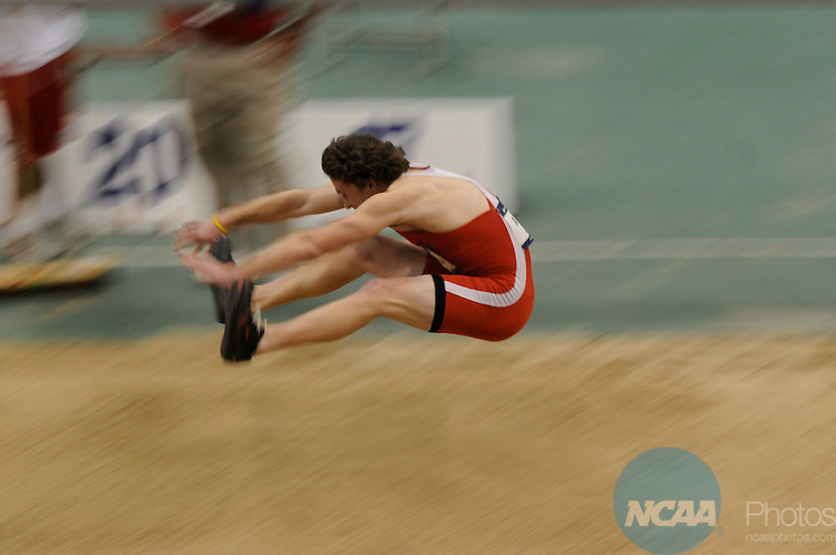 13 MAR 2009:  The Division II Men's and Women's Indoor Track & Field Championships take place during the Division II Winter Sports Festival held at the University of Houston in Houston, TX.  Stephen Nowland/NCAA Photos