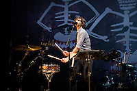 DETROIT, MI - SEPTEMBER 18: Gotye performing at The Fox Theatre in Detroit, Michigan. September 18, 2012. &copy;&nbsp;Joe Gall/MediaPunch Inc. /NortePhoto<br />