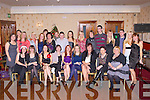 The staff from Garvey's Super Valu Castleisland celebrating their Christmas Party in the Crown Hotel Castleisland on Saturday night