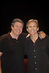 """Guiding Light's Michael O'Leary author of """"Breathing Under Dirt"""" - full play stars with Grant Aleksander - had its world premier on August 13 and 14, 2016 at the Ella Fitzgerald Performing Arts Center, University of Maryland Eastern Shore, Princess Anne, Maryland  (Photo by Sue Coflin/Max Photos)"""