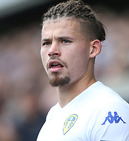 Leeds United's Kalvin Phillips<br /> <br /> Photographer Rob Newell/CameraSport<br /> <br /> The EFL Sky Bet Championship - Millwall v Leeds United - Saturday 15th September 2018 - The Den - London<br /> <br /> World Copyright &copy; 2018 CameraSport. All rights reserved. 43 Linden Ave. Countesthorpe. Leicester. England. LE8 5PG - Tel: +44 (0) 116 277 4147 - admin@camerasport.com - www.camerasport.com