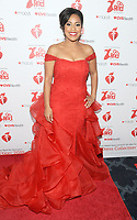 NEW YORK, NY - FEBRUARY 07: Sheinelle Jones  attends The American Heart Association's Go Red For Women Red Dress Collection 2019 Presented By Macy's at Hammerstein Ballroom on February 7, 2019 in New York City.     <br /> CAP/MPI/GN<br /> &copy;GN/MPI/Capital Pictures