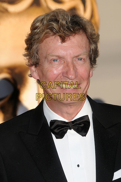 Nigel Lythgoe.BAFTA Brits to Watch Event held at the Belasco Theatre, Los Angeles, California, USA, 9th July 2011..portrait headshot white black shirt  bow tie smiling .CAP/ADM/BP.©Byron Purvis/AdMedia/Capital Pictures.
