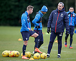 David Weir and Gedion Zelalem