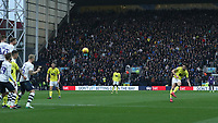 Blackburn Rovers' Charlie Mulgrew has a free kick saved<br /> <br /> Photographer Rachel Holborn/CameraSport<br /> <br /> The EFL Sky Bet Championship - Preston North End v Blackburn Rovers - Saturday 24th November 2018 - Deepdale Stadium - Preston<br /> <br /> World Copyright © 2018 CameraSport. All rights reserved. 43 Linden Ave. Countesthorpe. Leicester. England. LE8 5PG - Tel: +44 (0) 116 277 4147 - admin@camerasport.com - www.camerasport.com