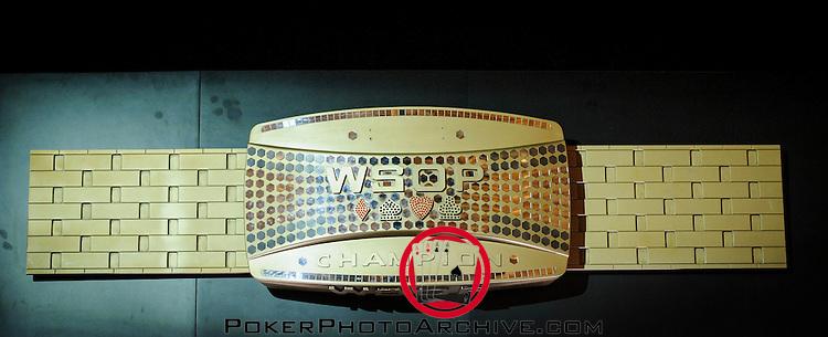 WSOP Bracelet (Brasilia Stage) /Branding