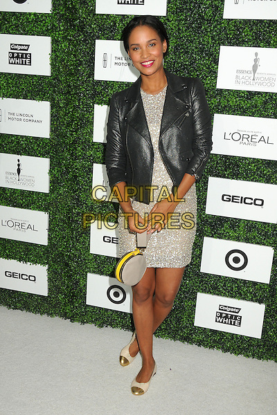 27 February 2014 - Beverly Hills, California - Joy Bryant. 7th Annual ESSENCE &quot;Black Women in Hollywood&quot; Luncheon held at the Beverly Hills Hotel. <br /> CAP/ADM/BP<br /> &copy;Byron Purvis/AdMedia/Capital Pictures