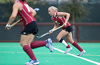 STANFORD, CA - November3, 2011: Courtney Haldeman during the Stanford vs. Appalachian State opener of  the  NorPac Championship at the Varsity Turf on the Stanford campus Thursday afternoon.<br /> <br /> Stanford defeated Appalachian State 7-0.