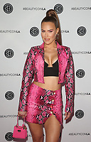 LOS ANGELES, CA - AUGUST 11: CJ Perry, at Beautycon Festival Los Angeles 2019 - Day 2 at Los Angeles Convention Center in Los Angeles, California on August 11, 2019. <br /> CAP/MPIFS<br /> ©MPIFS/Capital Pictures