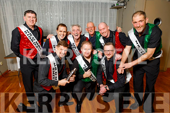 """All the Mr's ready to dance at the Tralee Musical Society """"Strictly Come Dancing"""" Mr and Mrs in Ballyroe Heights Hotel on Saturday."""