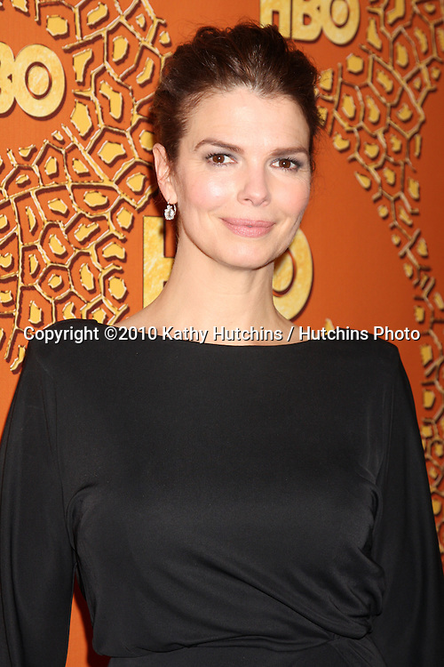 Jeanne Tripplehorn.arriving at the 67th Annual Golden Globe Awards Official HBO After Party.Beverly Hilton Hotel.Beverly Hills, CA.January 17, 2010.©2010 Kathy Hutchins / Hutchins Photo....