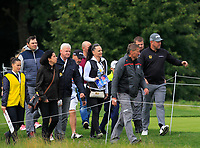 Lee Westwood (ENG) walking to the 3rd tee during Round 4 of the D+D Real Czech Masters at the Albatross Golf Resort, Prague, Czech Rep. 03/09/2017<br /> Picture: Golffile | Thos Caffrey<br /> <br /> <br /> All photo usage must carry mandatory copyright credit     (&copy; Golffile | Thos Caffrey)