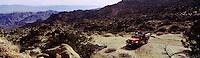 Desert Tours in Santa Rosa Preserve, Palm Springs, California