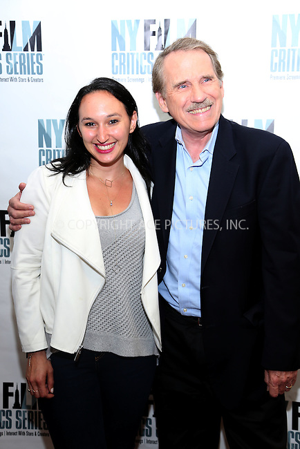 www.acepixs.com<br /> <br /> August 1 2016, New York City<br /> <br /> Producer Carly Hugo and film critic Peter Travers at the 'Five Nights In Maine' New York Film Critics Screening at the AMC Empire 25 theater on August 1, 2016 in New York City.<br /> <br /> By Line: Serena Xu/ACE Pictures<br /> <br /> <br /> ACE Pictures Inc<br /> Tel: 6467670430<br /> Email: info@acepixs.com<br /> www.acepixs.com