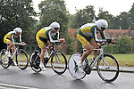 25/08/2012 - Victoria Cycling Club 10.2 mile Time trial 4 - Ugley - Essex