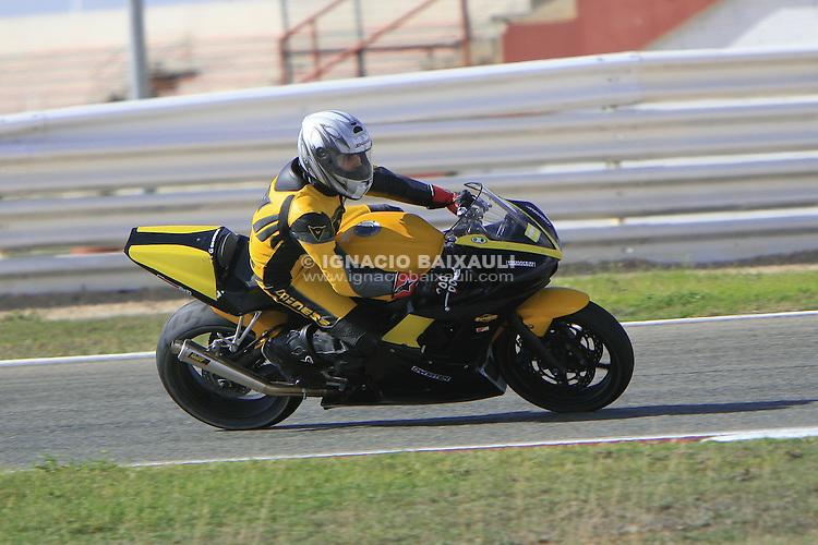Rodadas Circuito de Albacete 9/10/2009 Sis Pistons