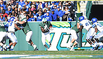 Tulane falls to Memphis, 38-7, in their first <br />