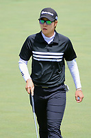 Eun Jeong Seong (KOR) departs 12 after sinking her putt during round 1 of  the Volunteers of America Texas Shootout Presented by JTBC, at the Las Colinas Country Club in Irving, Texas, USA. 4/27/2017.<br /> Picture: Golffile | Ken Murray<br /> <br /> <br /> All photo usage must carry mandatory copyright credit (&copy; Golffile | Ken Murray)