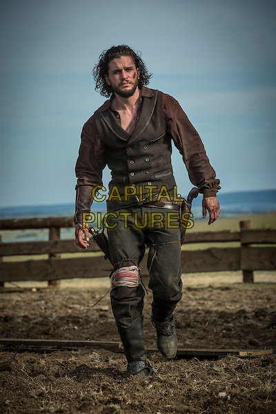 Brimstone (2016) <br /> Kit Harington<br /> *Filmstill - Editorial Use Only*<br /> CAP/KFS<br /> Image supplied by Capital Pictures