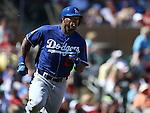 Dodgers @ Diamondbacks 031816