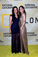 """LOS ANGELES - OCT 30:  May Calamawy, Sarah Wayne Callies at the """"The Long Road Home"""" Premiere Screening at the Royce Hall, UCLA,  on October 30, 2017 in Westwood, CA"""