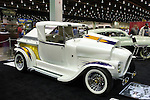 Ala Kart 1929 Ford roadster pickup truck vintage hot rod by Barris Kustom City.