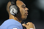 16 September 2006: North Carolina's Joe Dailey. The University of North Carolina Tarheels defeated the Furman University Paladins 45-42 at Kenan Stadium in Chapel Hill, North Carolina in an NCAA College Football game.