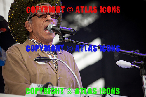 Don Letts; BIG AUDIO DYNAMITE; Live: 2011<br /> Photo Credit: JOSH WITHERS/ATLASICONS.COM